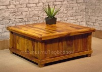 Trunk coffee tables furniture