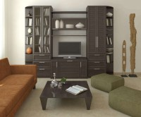 2018 Latest Full Wall Tv Cabinets