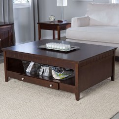 Dark Sofa Tables Martini 78 20 Collection Of Wood Square Coffee
