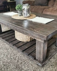 20 The Best Rustic Coffee Tables