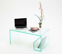 20 Best Collection of Acrylic Coffee Tables With Magazine Rack