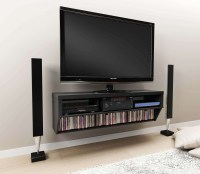 20 Best Collection of Wall Mounted Tv Cabinets With ...