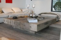 Extra Wide Coffee Table | Zef Jam