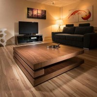 2018 Best of Low Square Wooden Coffee Tables