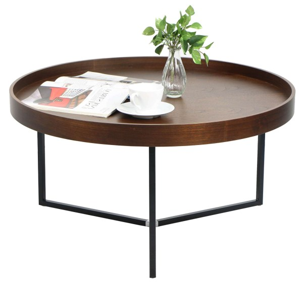 round coffee table tray decorating ideas 20 Best Round Coffee Table Trays