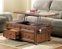 2018 Latest Trunk Coffee Tables
