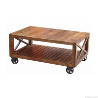 20 Collection of Coffee Tables With Wheels