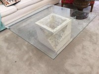 Top 20 of Square Stone Coffee Tables