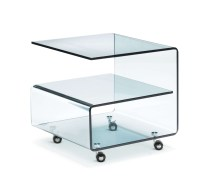 Gallery of Glass Coffee Tables With Shelf (View 17 of 20 ...