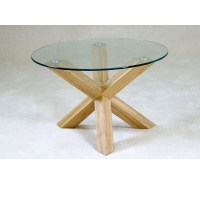 The Best Glass And Oak Coffee Tables
