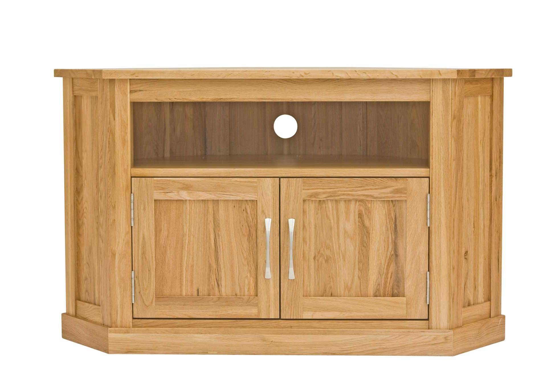 The Best Oak Tv Cabinets With Doors