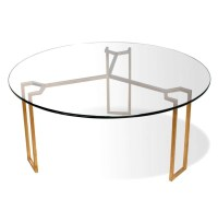 2018 Best of Glass Circular Coffee Tables