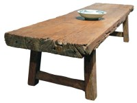 20 Inspirations of Elegant Rustic Coffee Tables