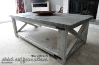 Top 20 of Grey Wash Wood Coffee Tables