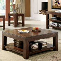 20 Ideas of Square Coffee Tables