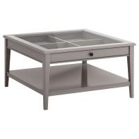 Liatorp Coffee Table Grey - Rascalartsnyc