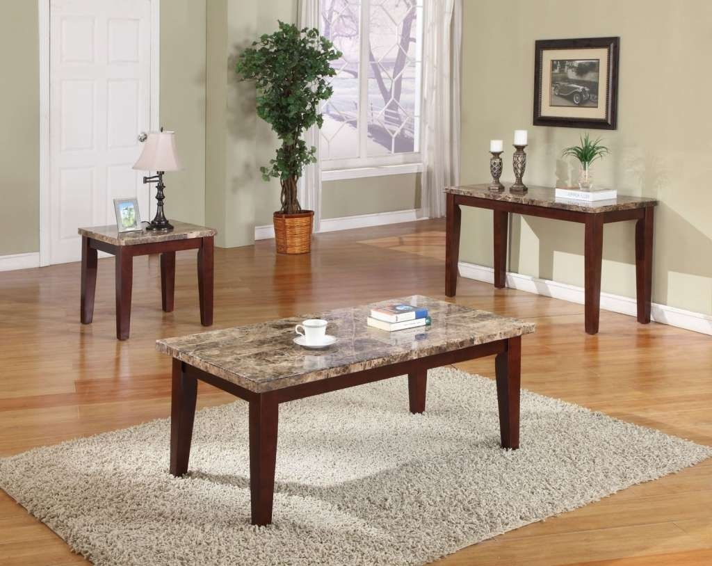 Coffee And Side Table Sets & Gatlin 2