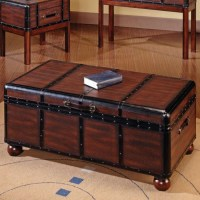 20 Photos Trunk Chest Coffee Tables
