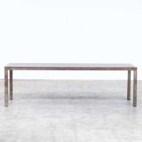 20 Best Collection of Chrome Leg Coffee Tables