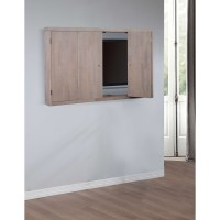 20 Best Collection of Wall Mounted Tv Cabinets With Doors