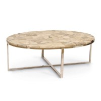 MotherofPearl Coffee Table New place t Coffee