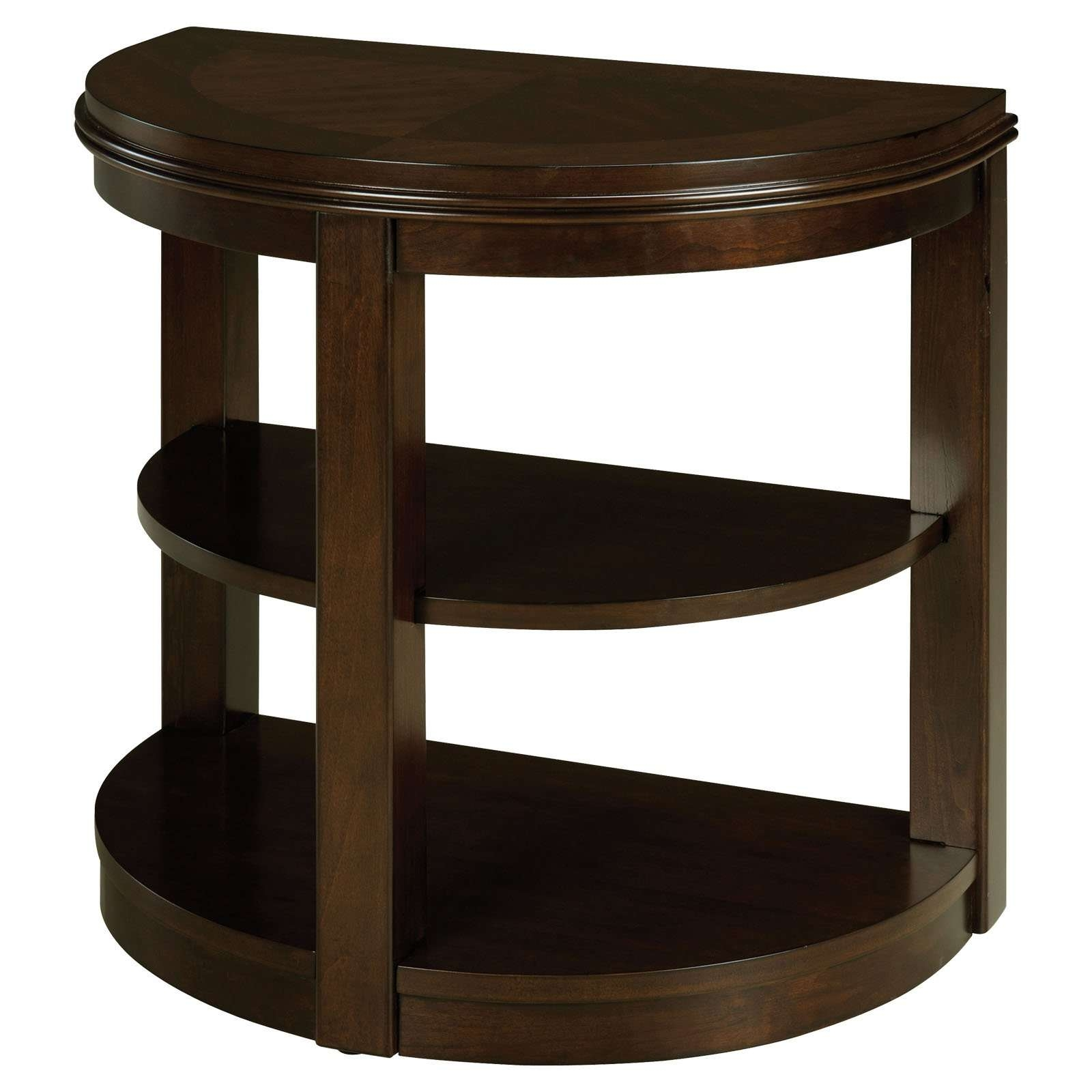half circle chair solid wood ladder back chairs showing gallery of coffee tables view 9 20