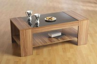 Wooden Coffee Table With Glass Top Uk - Buethe.org