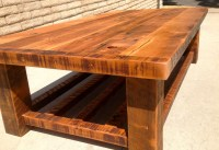 2018 Best of Handmade Wooden Coffee Tables