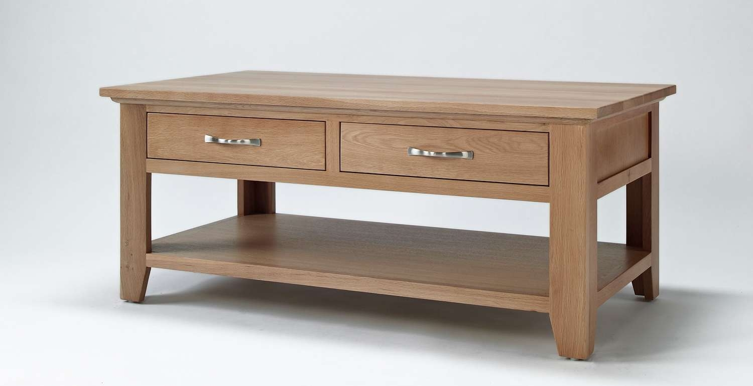 20 Best Collection Of Small Coffee Tables With Drawer