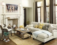 Best Coffee Table For Sectional With Chaise ...