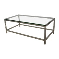 20 The Best Rectangle Glass Coffee Table