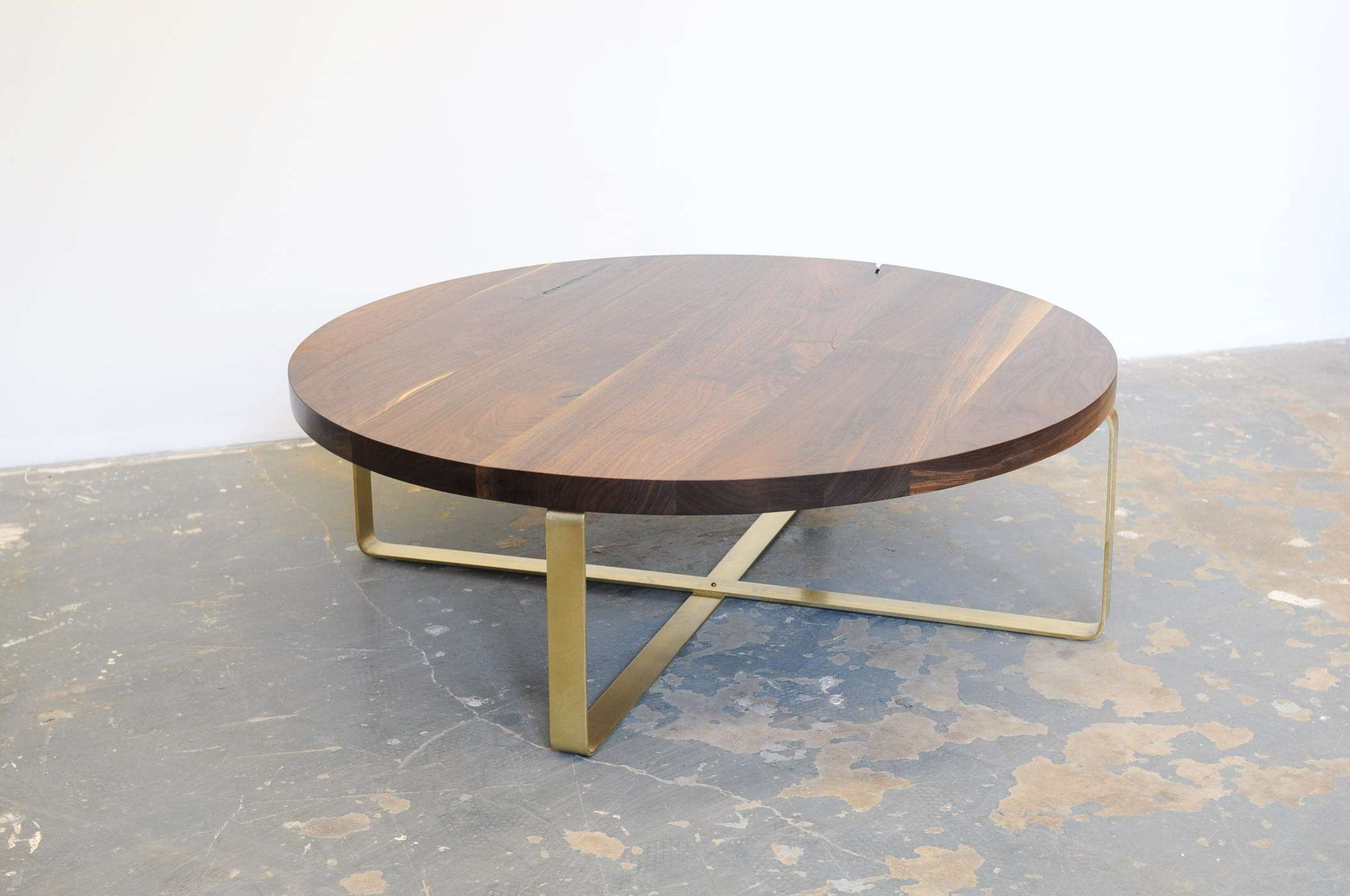 Explore Photos of Oval Walnut Coffee Tables (Showing 18 of