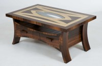 Wooden Coffee Table Set & Dark Wood Coffee Table Set ...
