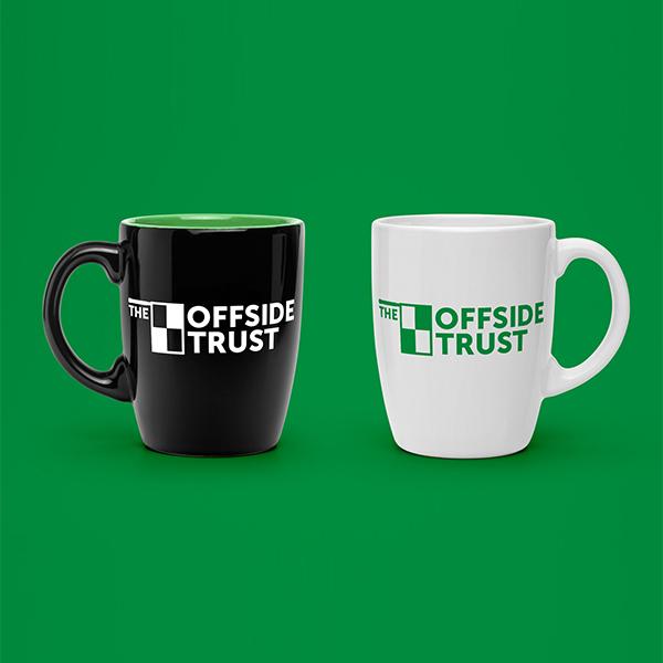 Branding on Mugs
