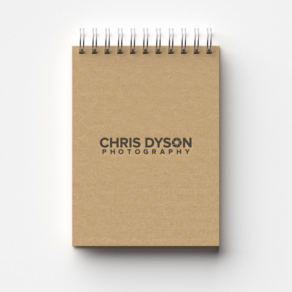 Photographer Branding Logo Design in Manchester