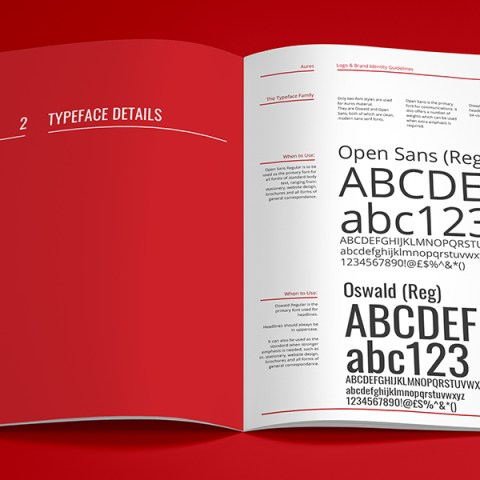 Brand Guidelines Documeny