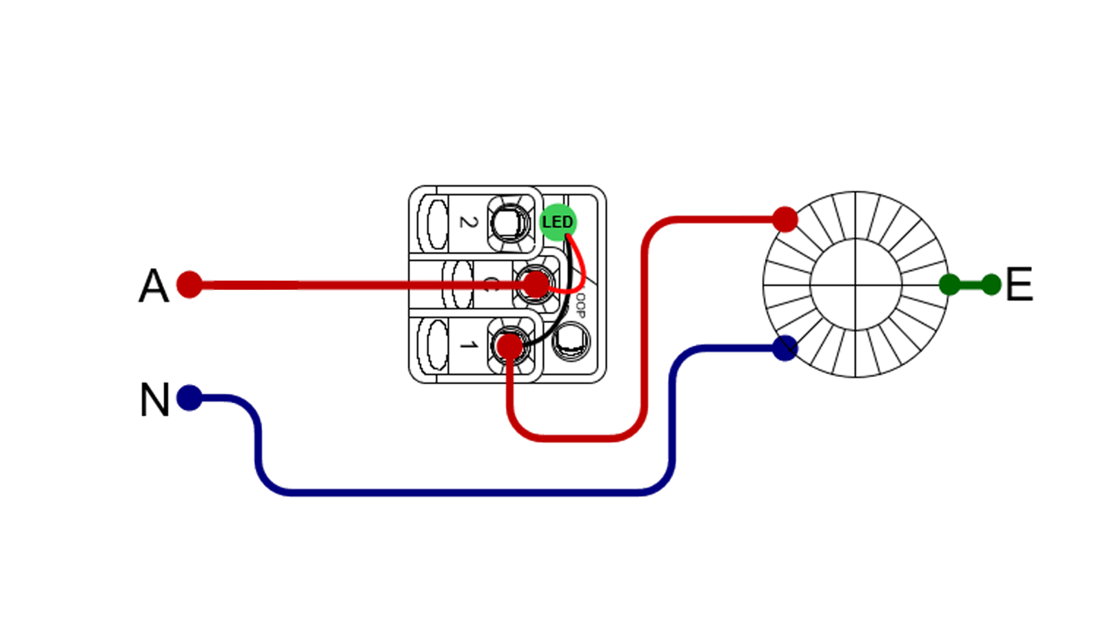 Wiring Diagram For A Dimmer Switch For Led Lights