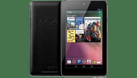 Nexus 7 Cellular: المواصفات الرسمية للجهاز