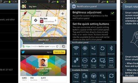 تسرب تحديث جديد لجهاز Galaxy S3 يجلب مزايا رائعة!