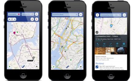 تطبيق Nokia HERE لأجهزة iOS متوفر الآن للتحميل