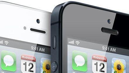 الهاتف iPhone 5 متوفر الأن بدون عقود