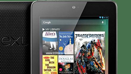 ASUS تعلن عن قاعدة مخصصة للوحي Nexus 7