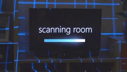 Microsoft تستعرض شاشة تلفاز جديدة خاصة بـ Xbox بتقنية تطلق عليها اسم IllumiRoom في #CES2013ar