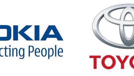 Nokia و Toyota يتعاقدان لجلب خرائط HERE لسيارات Toyota الجديدة