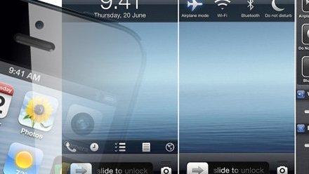 iOS7 تصورات يقدمها عشاق النظام للتحديث القادم