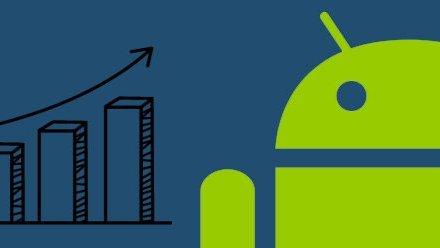 الـ JellyBean صاحب الحصة الأكبر ضمن أجهزة الـ Android