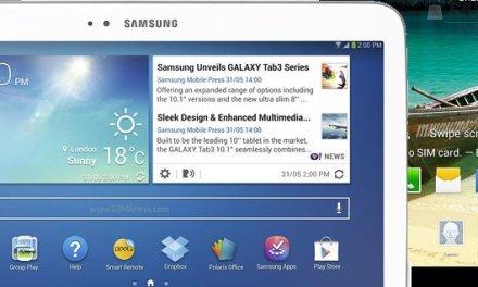 تعدد المستخدمين قادمة لأجهزة Galaxy Tab 3 قريبًا