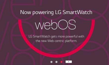 ساعة جديدة من LG تلوح في الأفق لكن بنظام WebOS