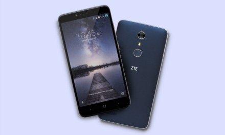 هاتف ZMAX PRO الجديد من شركة ZTE رسمياً في الولايات المتحده