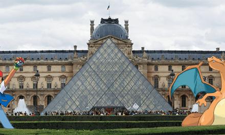 أخيرا Pokémon Go رسميا فى فرنسا